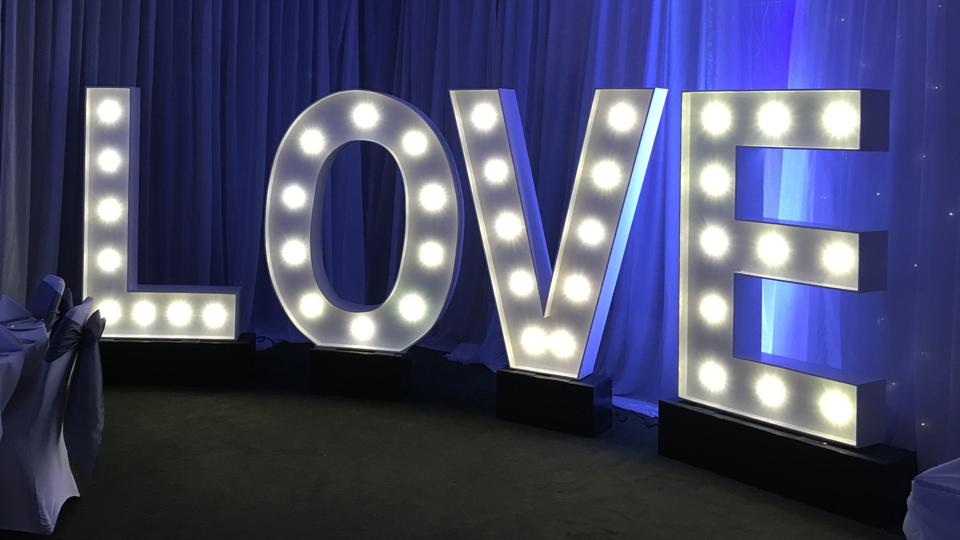 Classic LOVE & Alphabet